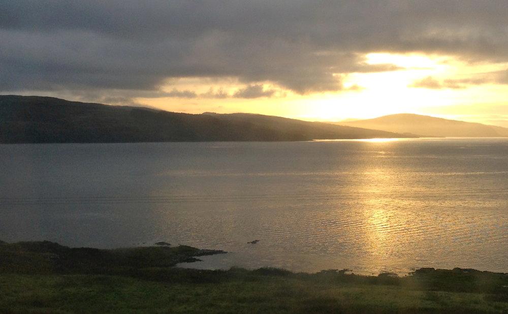 Image: Isle of Mull, Scotland - Regina Stribling (2016)