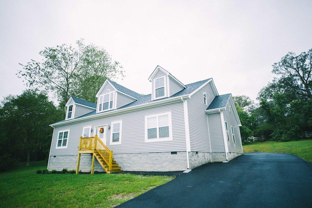 West Ridge House