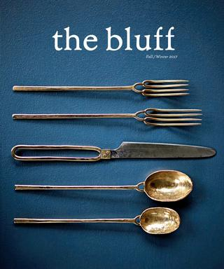 FEATURED IN THE BLUFF  -