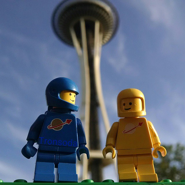 Dress code at the Space Needle