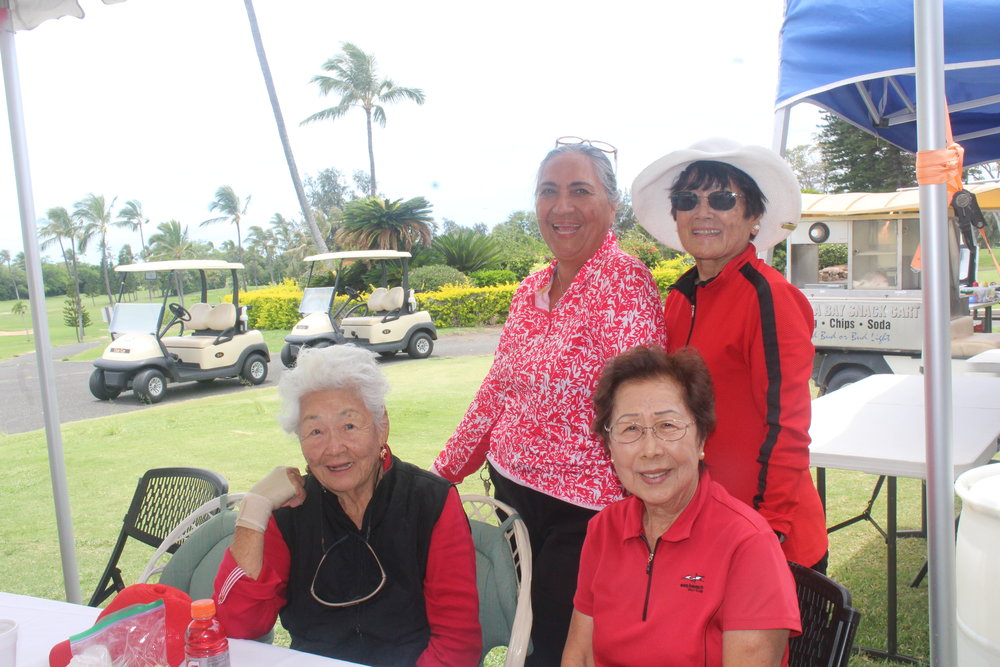 and of course, our 93 year old Elaine Lee.