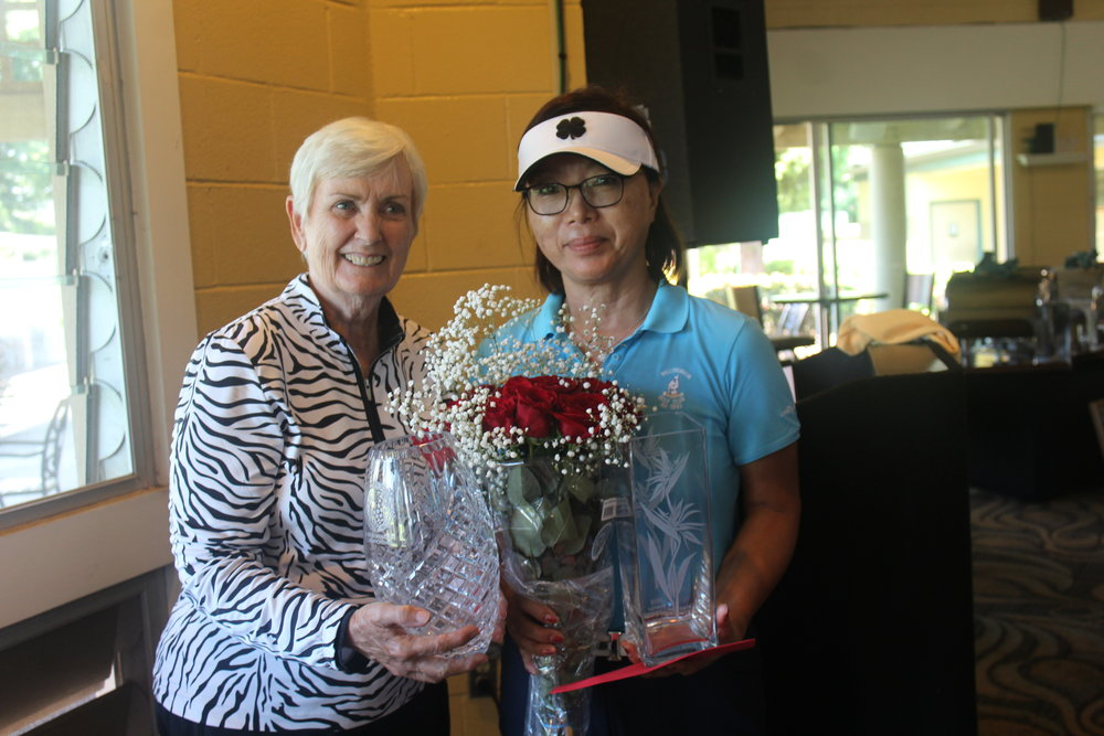 Mira Jang, Our Champion!