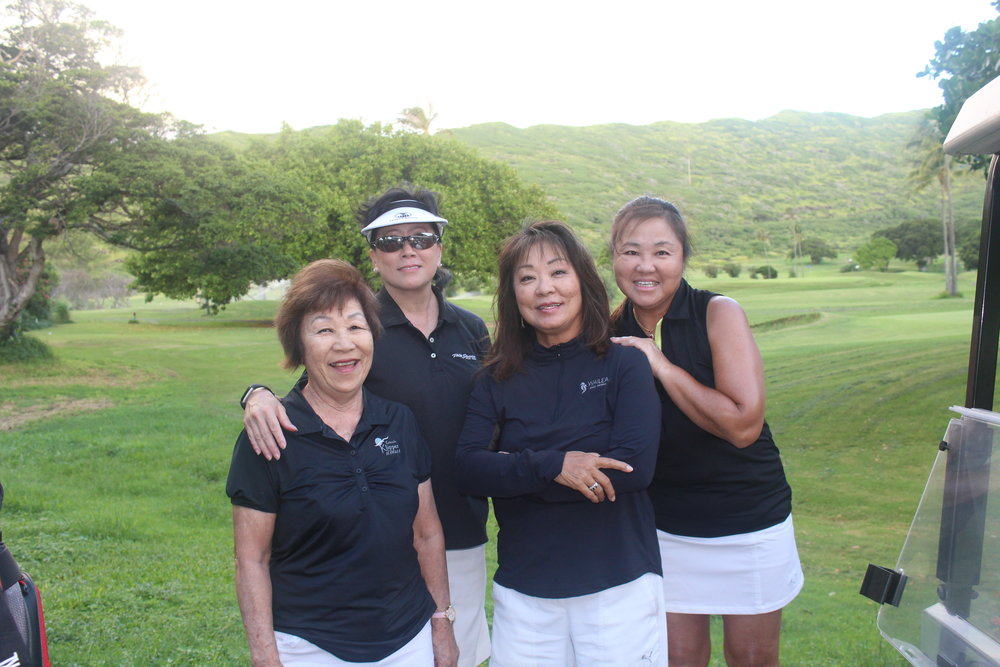 Thelma Kimura's Team