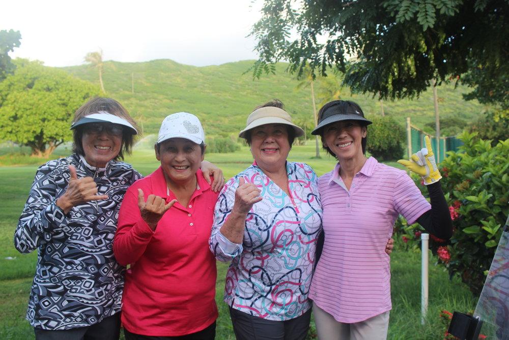 Wanda Nishimura's Team