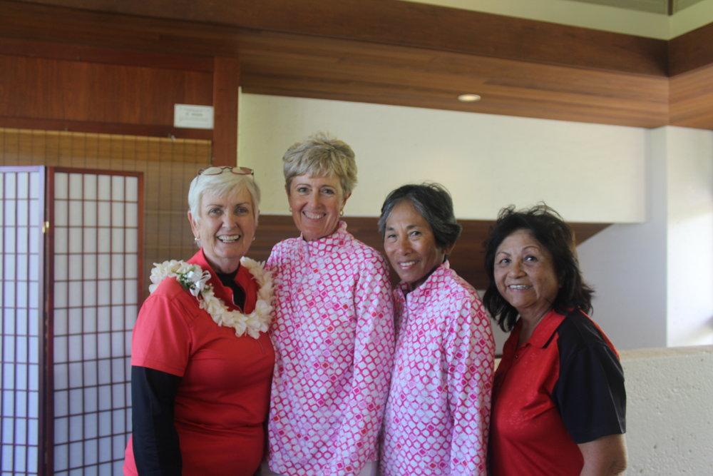 Barb Schroeder's Team