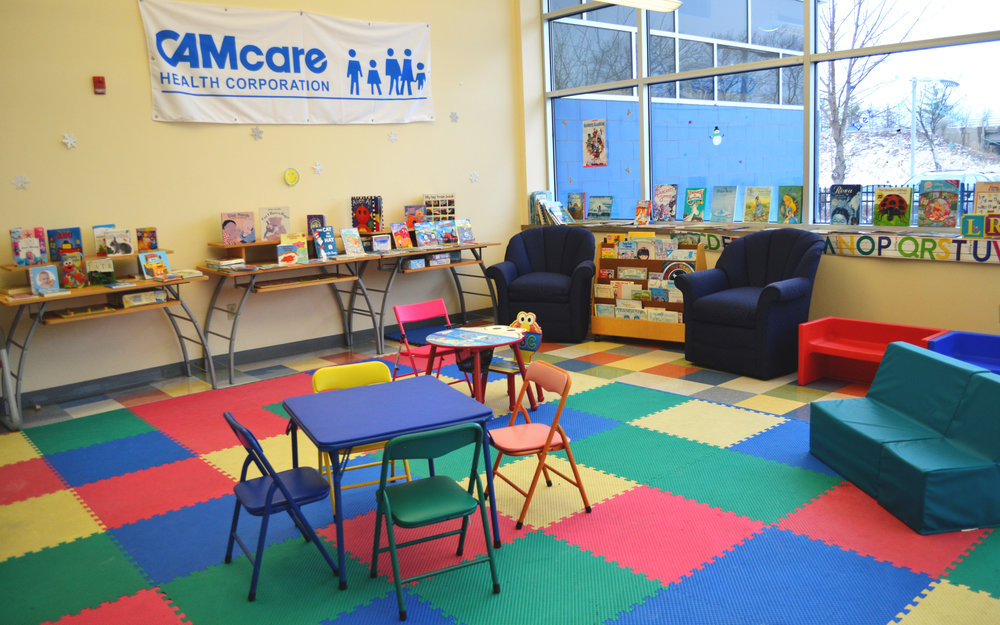 CAMcare camden primary care reading room volunteer