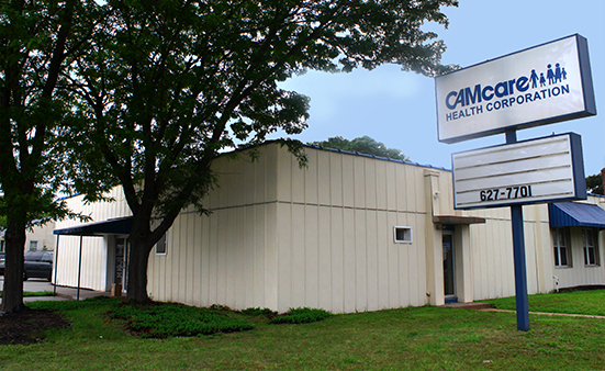 .. CAMcare Clementon Camden FQHC primary care south jersey