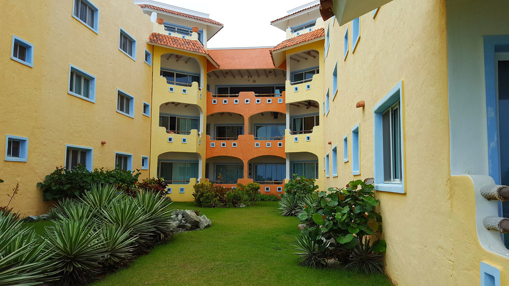 TWO BEDROOM GROUND FLOOR OCEAN VIEW APARTMENT (F1)