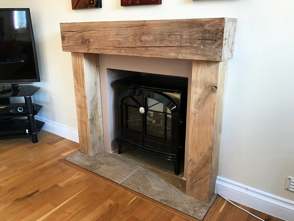 Fireplace surrounds