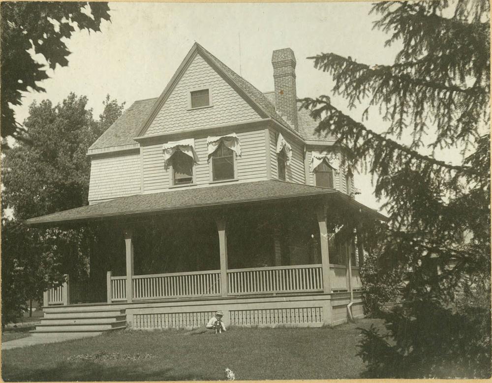 203 Maple Street, 1899