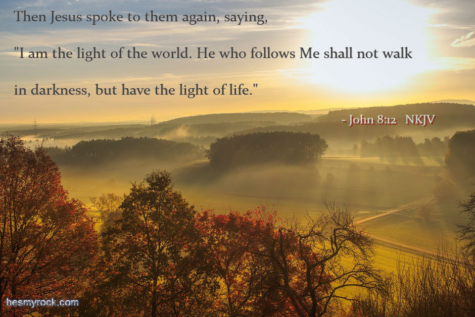 John 8:12 NKJV