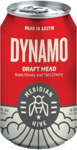 Dynamo Draft Mead Session Mead In a Can Orange Blossom Honey Cherry | Hydromel