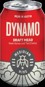 Dynamo Draft Mead Session Mead In a Can Orange Blossom Honey Cherry | Hydromel