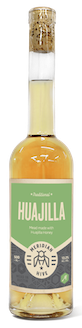 A Bottle of Huajilla Honey Traditional Mead