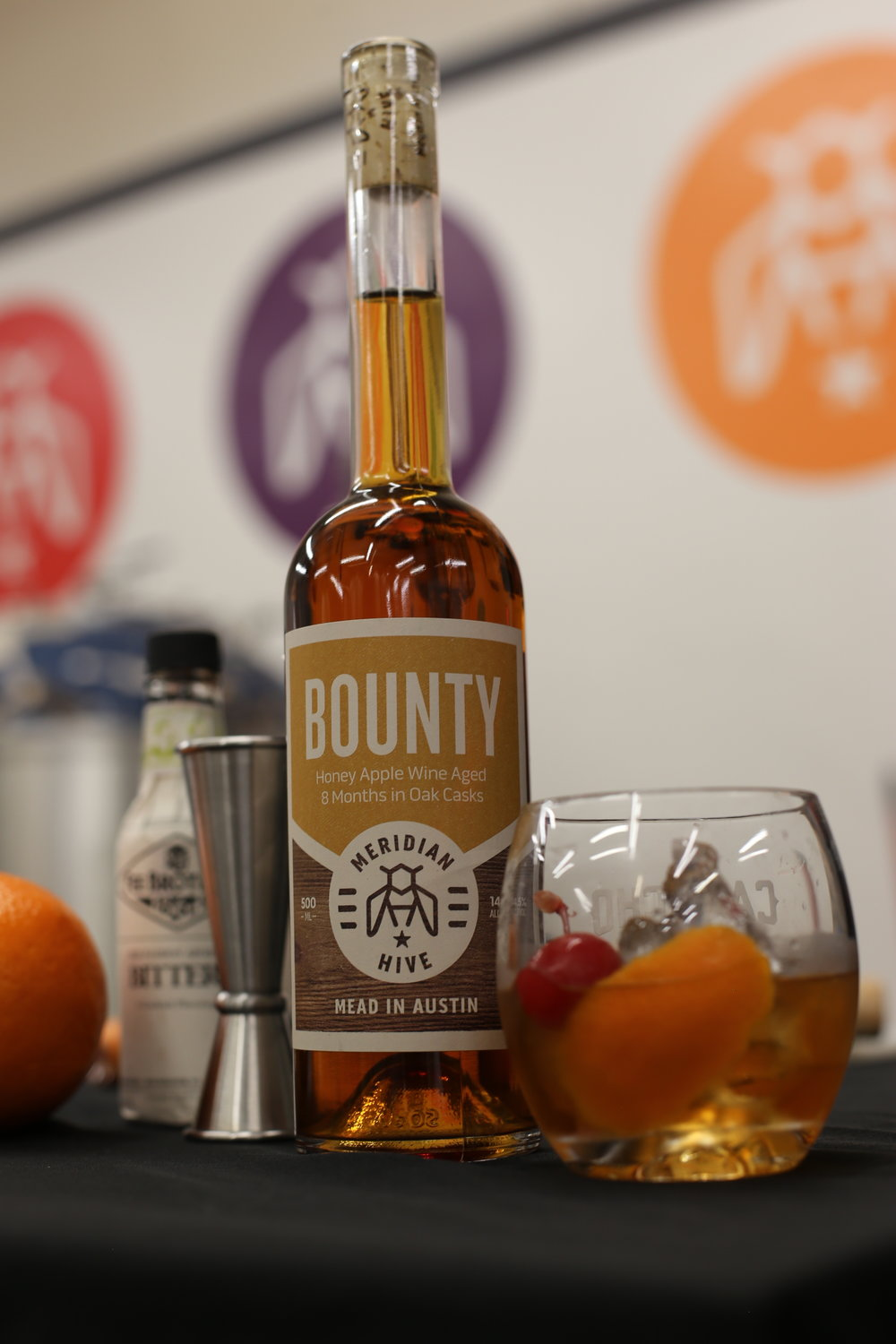 Bounty Mead Cocktail