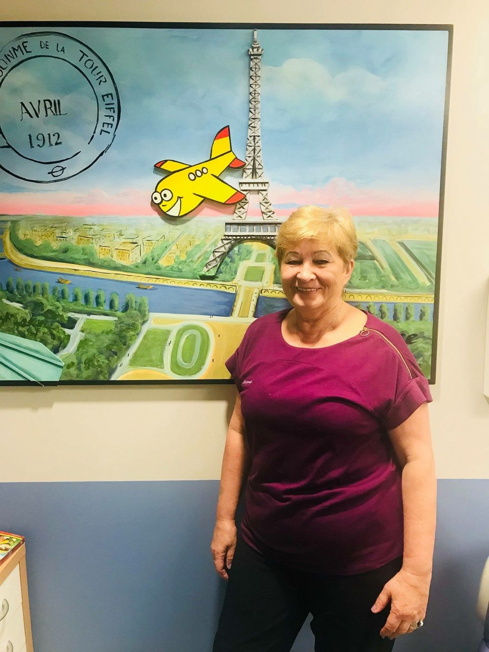 "October employee of the month: Malgosia - We would like to congratulate Malgosia on winning Employee Of The Month recognition last month! She does so much behind the scenes for all of us! She is truly the ""Mama"" of the office!Here are reasons why Mrs. Malgosia earned this month's prestigious title:*She is always on top of things! She did great at organizing ourannual staff pictures!*She's great at organizing everything for us and getting our supplies.*Mama always helps even though she's behind the scenes!"