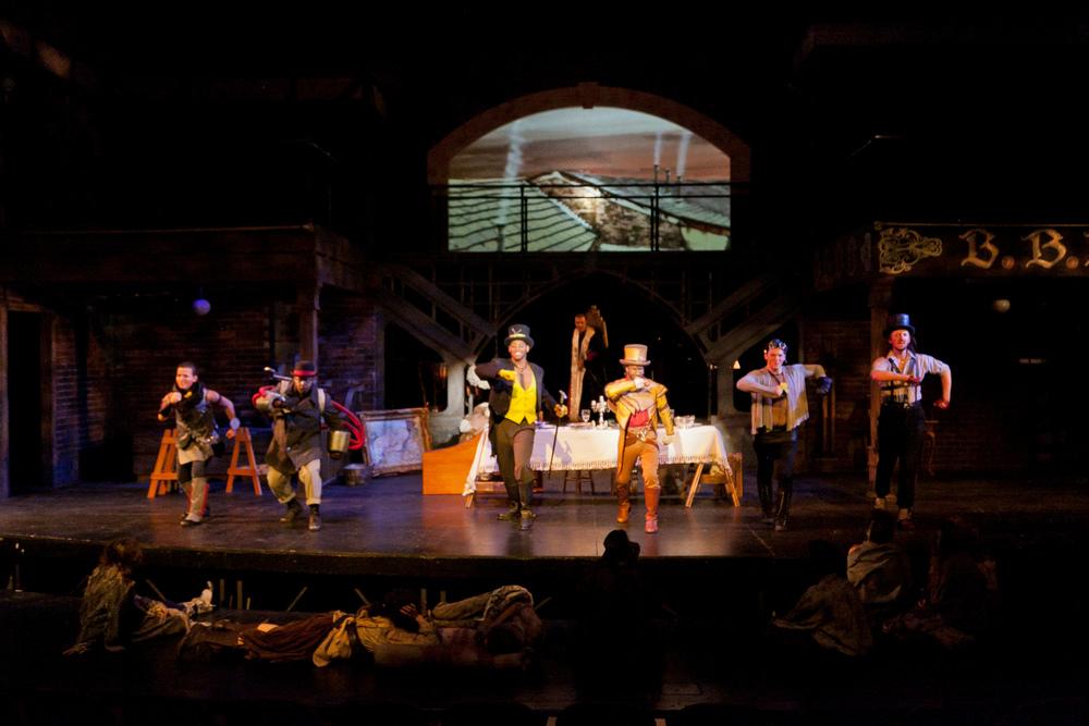 Readymoney Matt, The Threepenny Opera