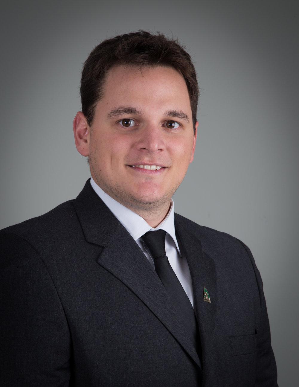 Frédéric Deschênes Directeur logistique et transports