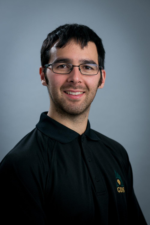 Edi Savard Manager, Grande-Vallée