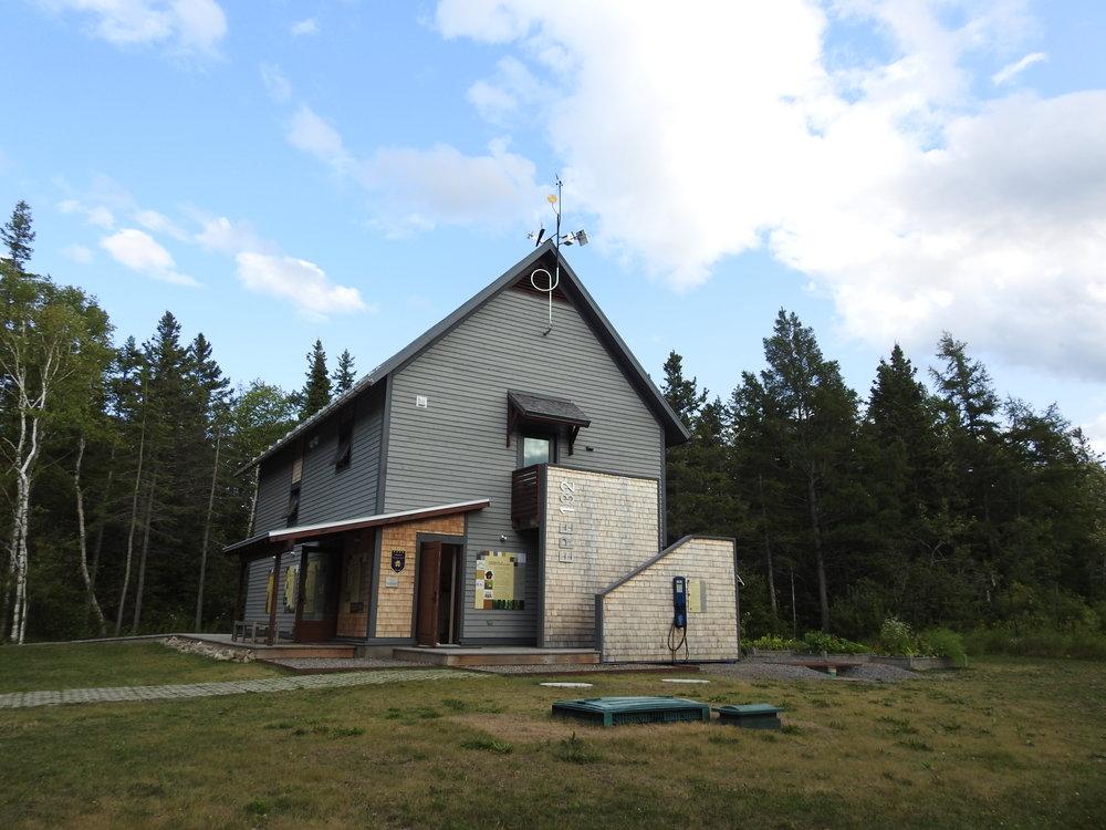 Maison écologique ÈRE 132
