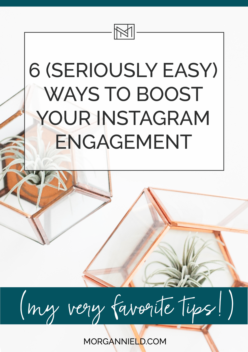 6 Ways to Boost Your Instagram Engagement | Gaining Instagram followers isn't the hard part-- it's creating an engaged community that actually wants to buy your product! No engagement? You're going to have a lot harder time selling. Today I'm sharing 6 key pointers on how to get YOUR Instagram community engaged + ridiculously excited for what YOU have to offer! Click through to the blog >>
