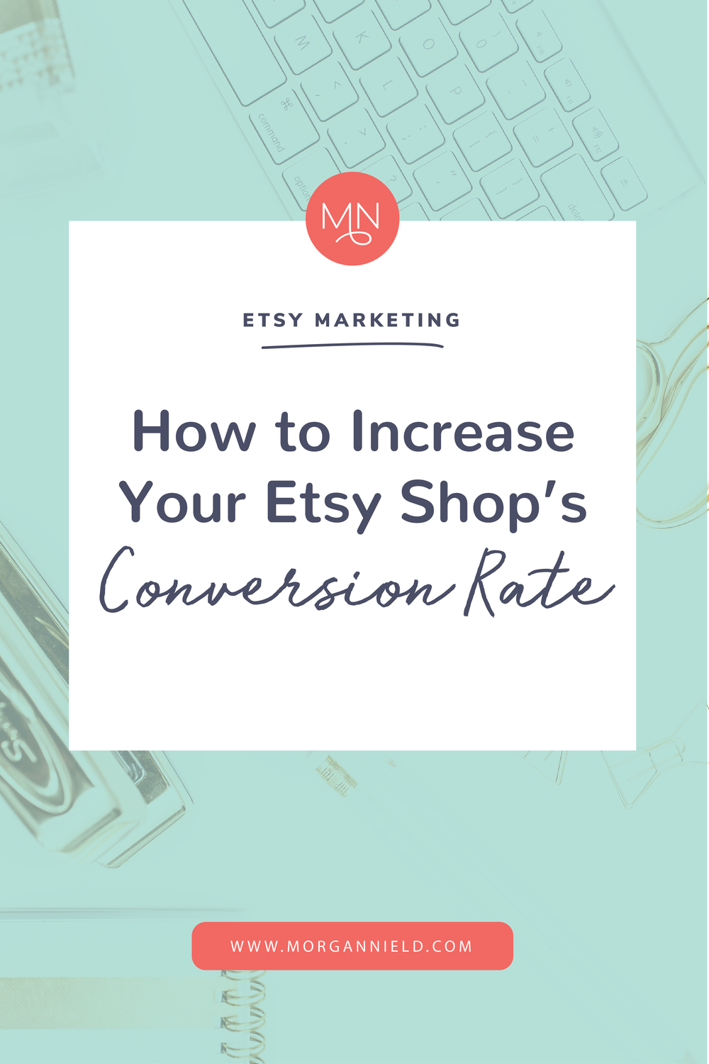 Increasing your online shop's conversion rate is a critical part of your Etsy success strategy-- in fact, you should look at your conversion rate BEFORE you look at increasing your traffic-- and here's why... >>