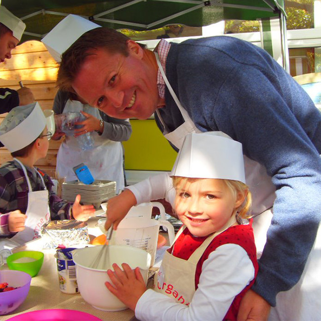 Cooking with dad The Organic Cookery School.jpg