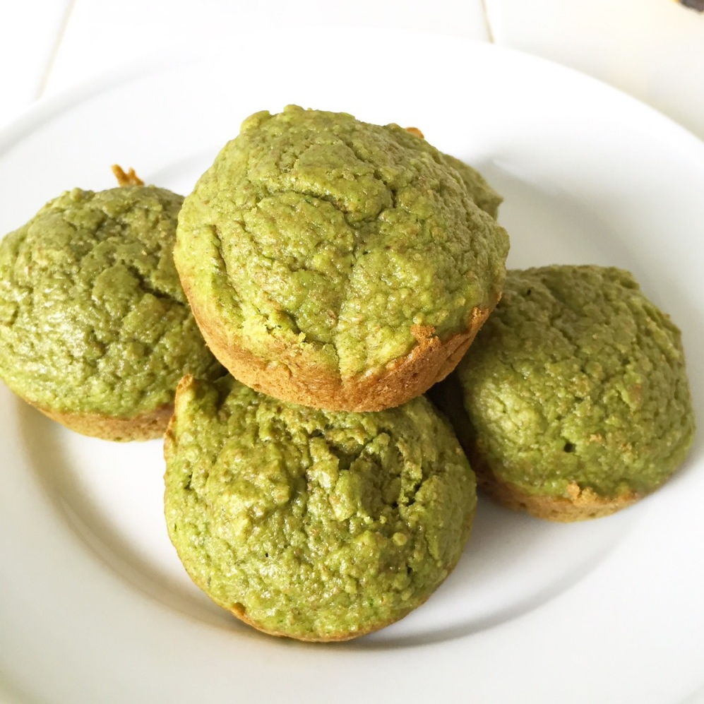 Spinach Banana Healthy Muffins Tribe Magazine