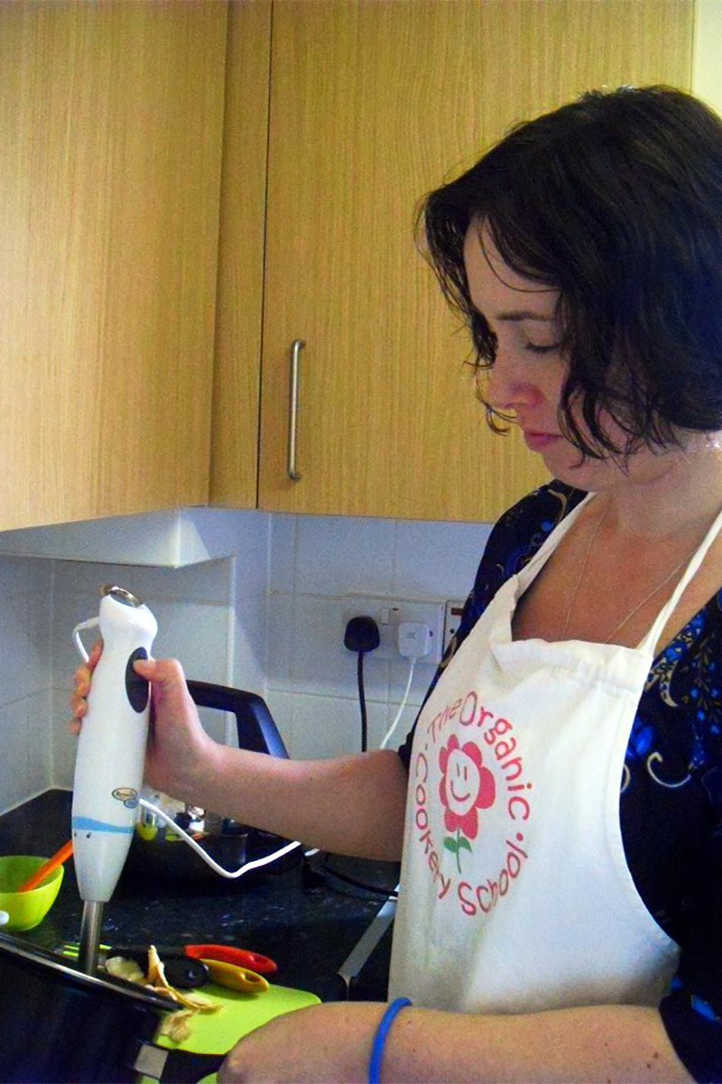 Cooking for baby mum cooking The organic cookery school.jpg