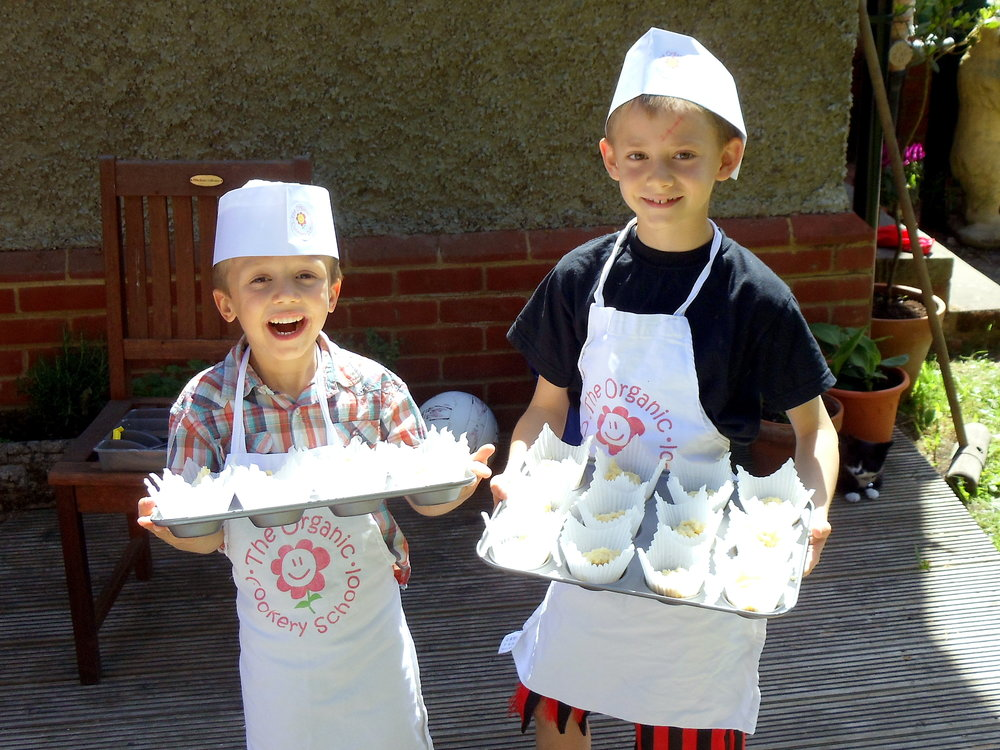 The Organic Cookery School Cookery Birthday Parties.JPG