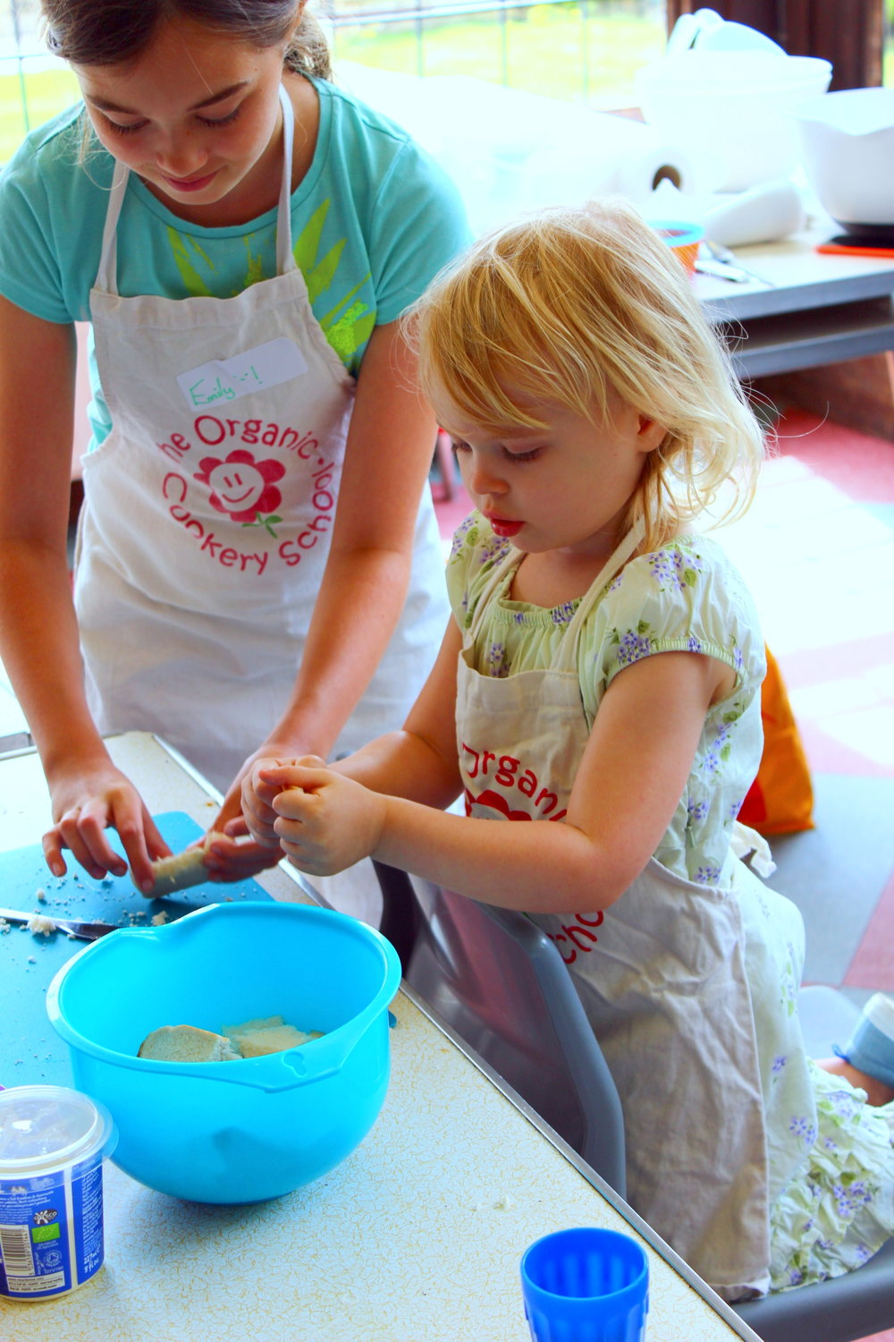 The Organic Cookery School Summer camp Children's cookery classes.JPG