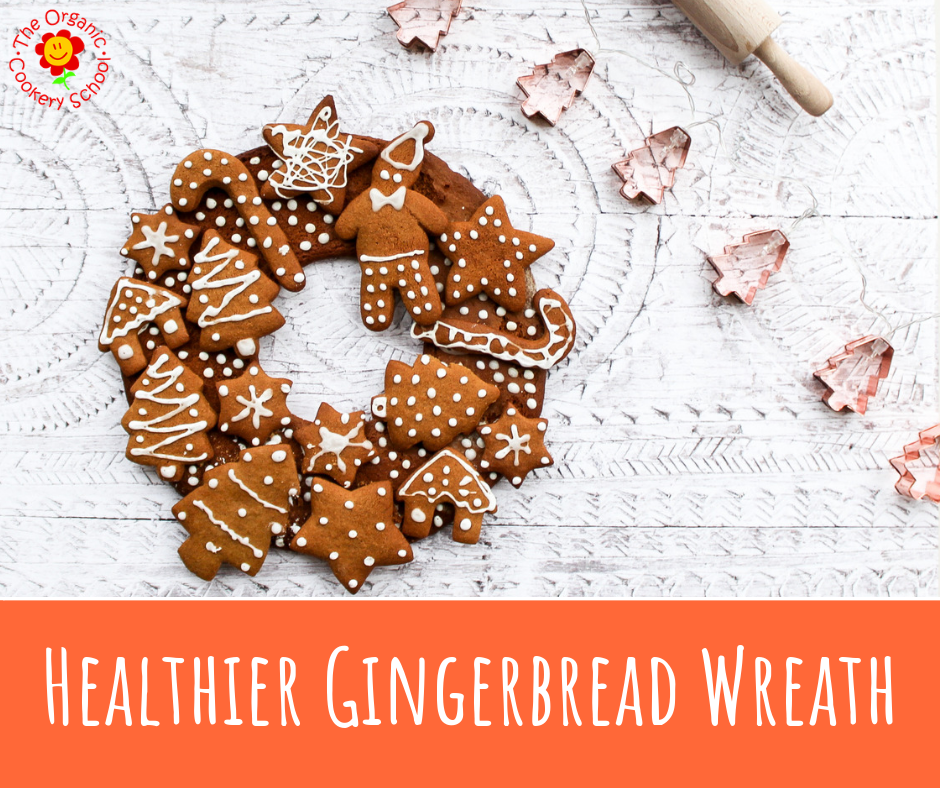 organic cookery school healthier xmas ginger bread wreath.png