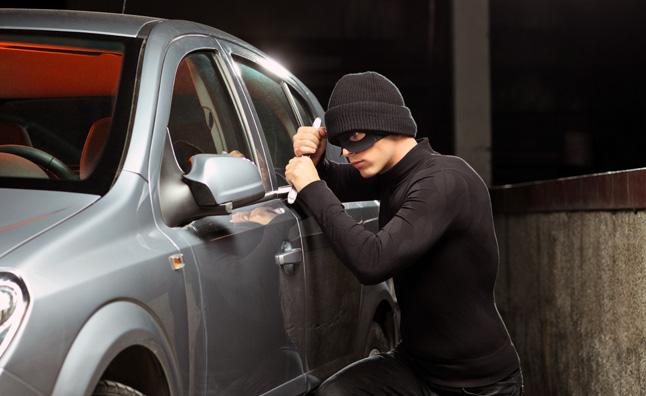 Theft Protection -