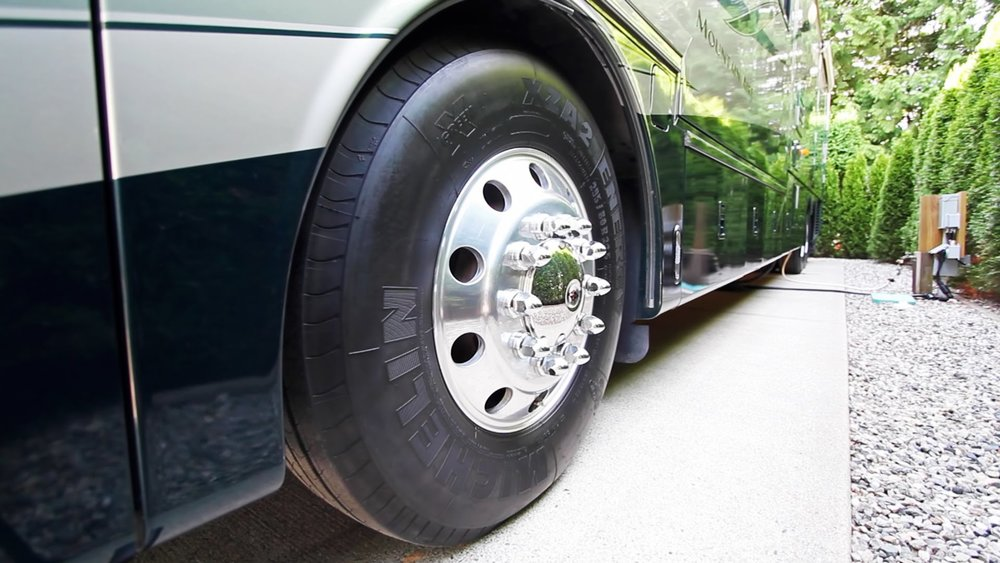 RV Tire and Wheel Protection -