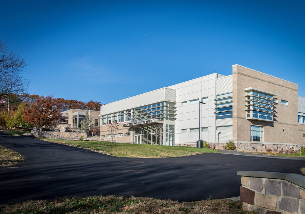 County College of Morris Music Technology Center