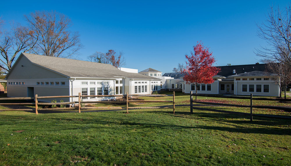 Chapin School Lower School Addition & Renovation