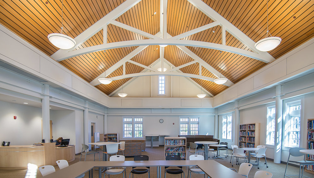 Chapin School Upper School Addition & Renovation