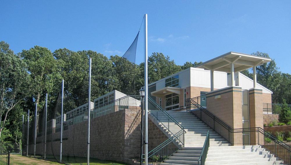Delbarton School Field House