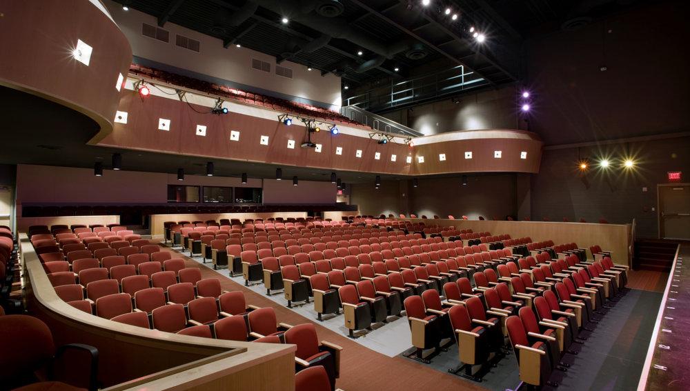 Morristown-Beard School Arts Center