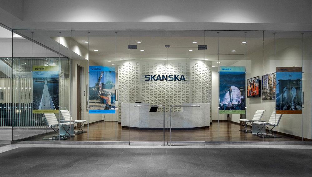 Skanska USA Civil Headquarters