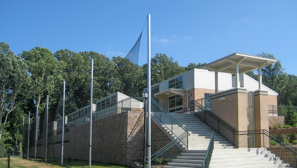 Delbarton School Field House