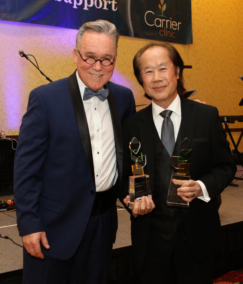 Ben Lee receives Kindred Spirit Award