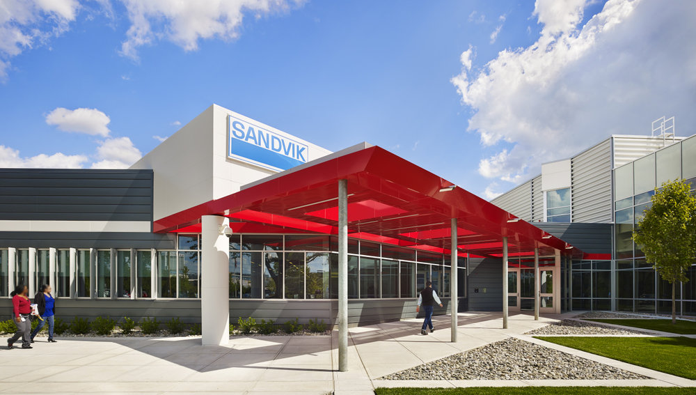 Sandvik U.S. Headquarters