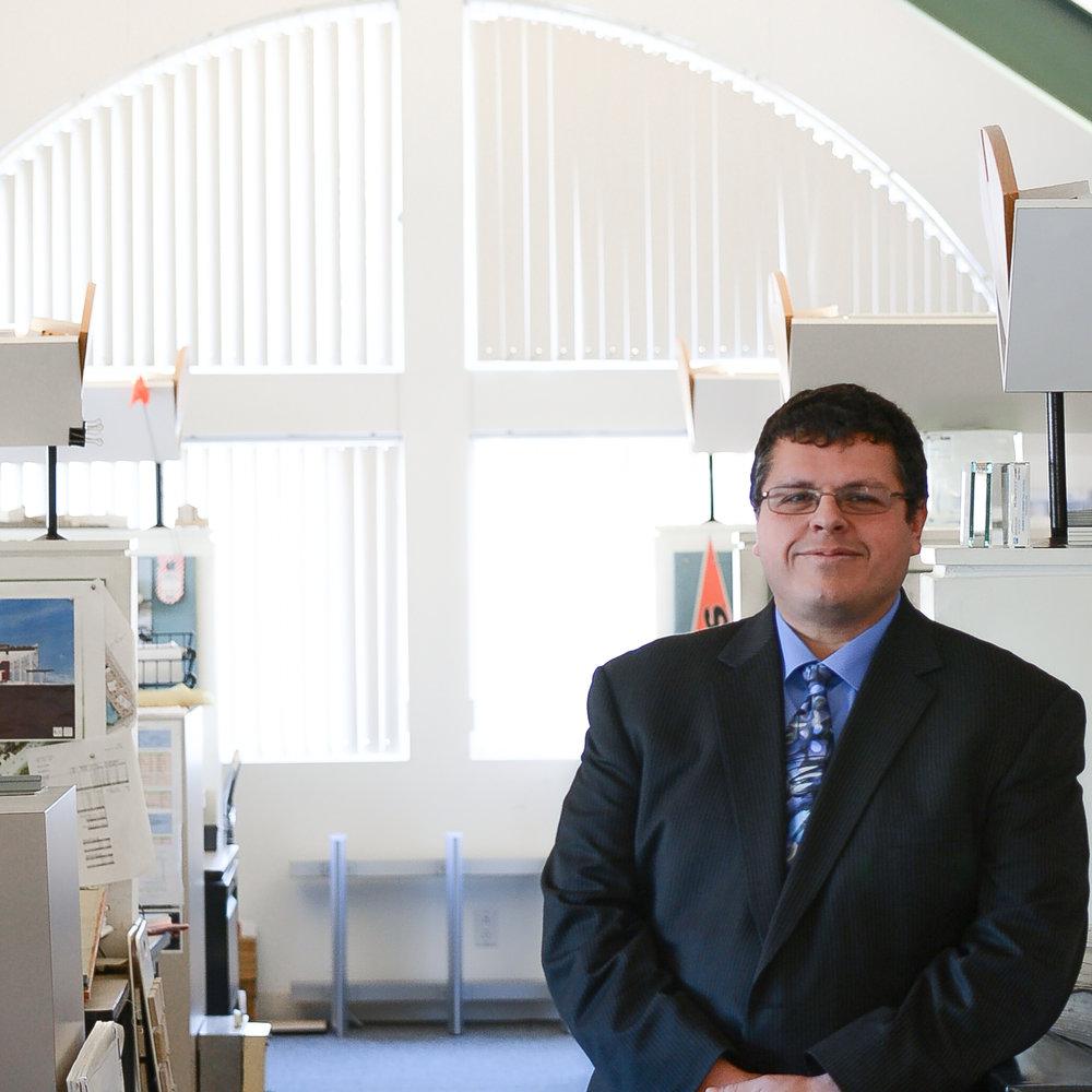 Pablo Serrano, AIA | Associate Principal