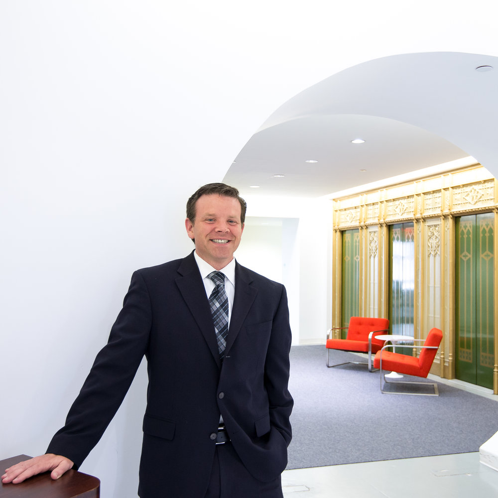Roger Stine, RA | Senior Associate