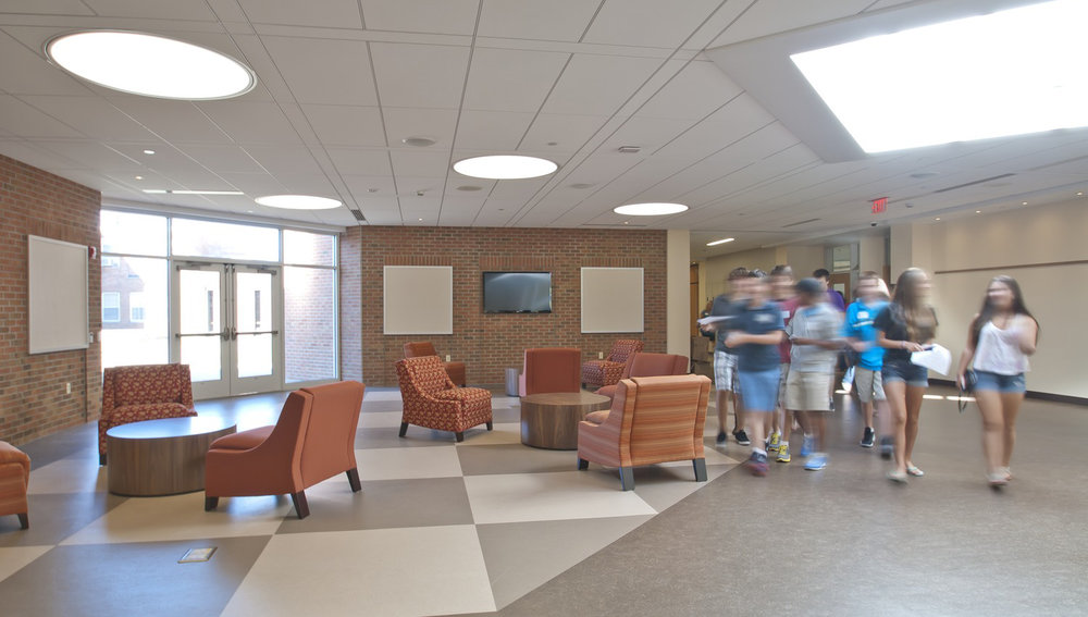Newark Academy Upper School Academic Center