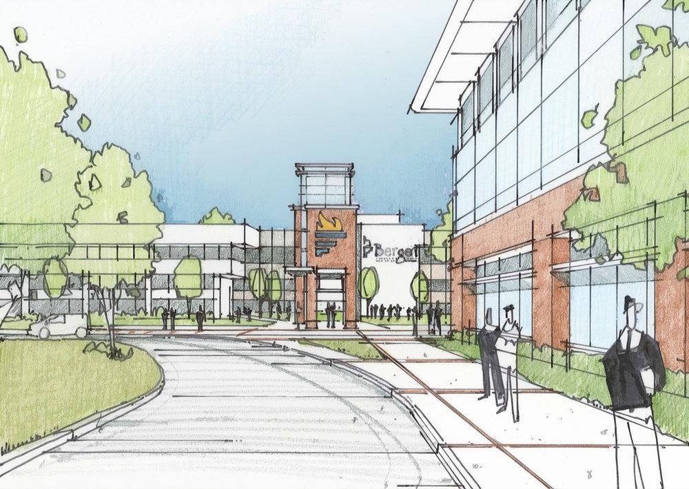 Bergen Community College Master Plan