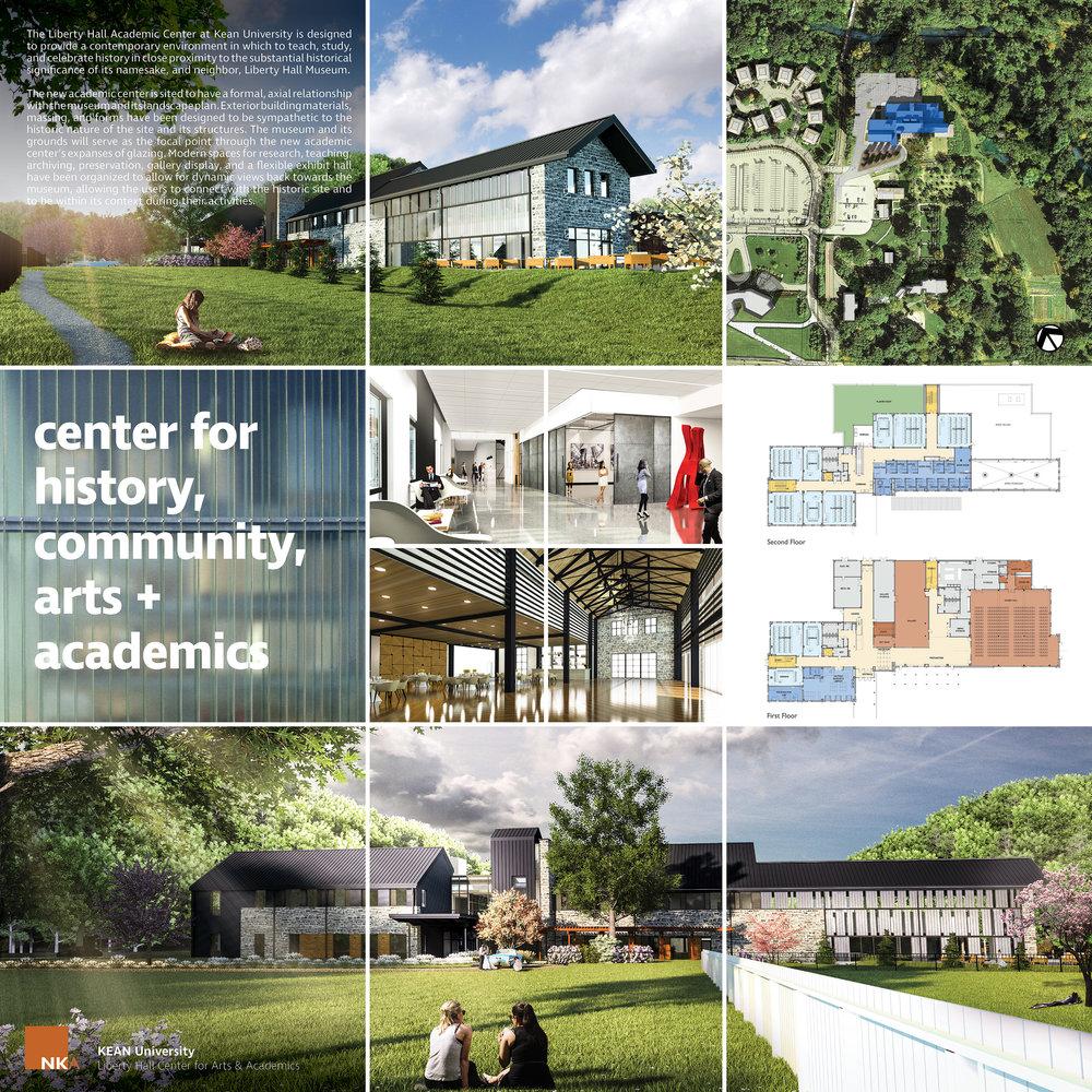 Kean University - Liberty Hall Academic Center