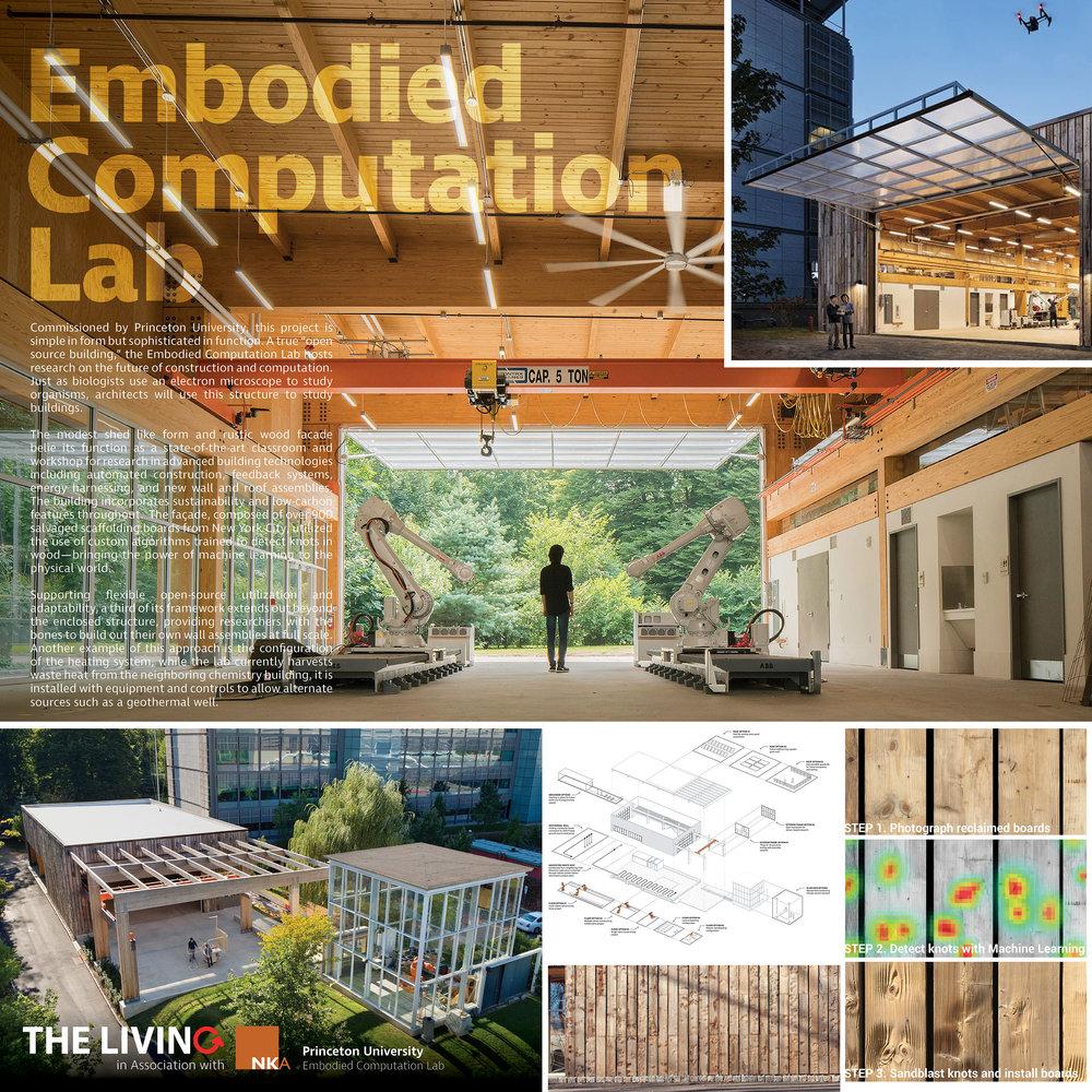 Princeton University - Embodied Computation Lab