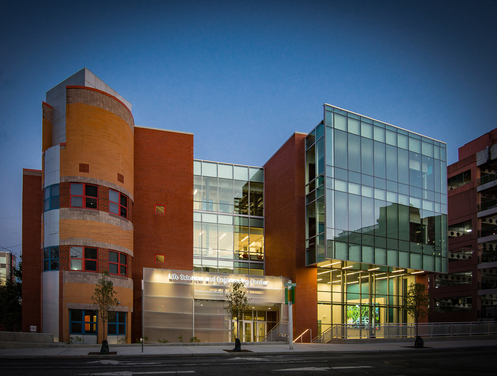 NJIT Life Sciences & Engineering Center